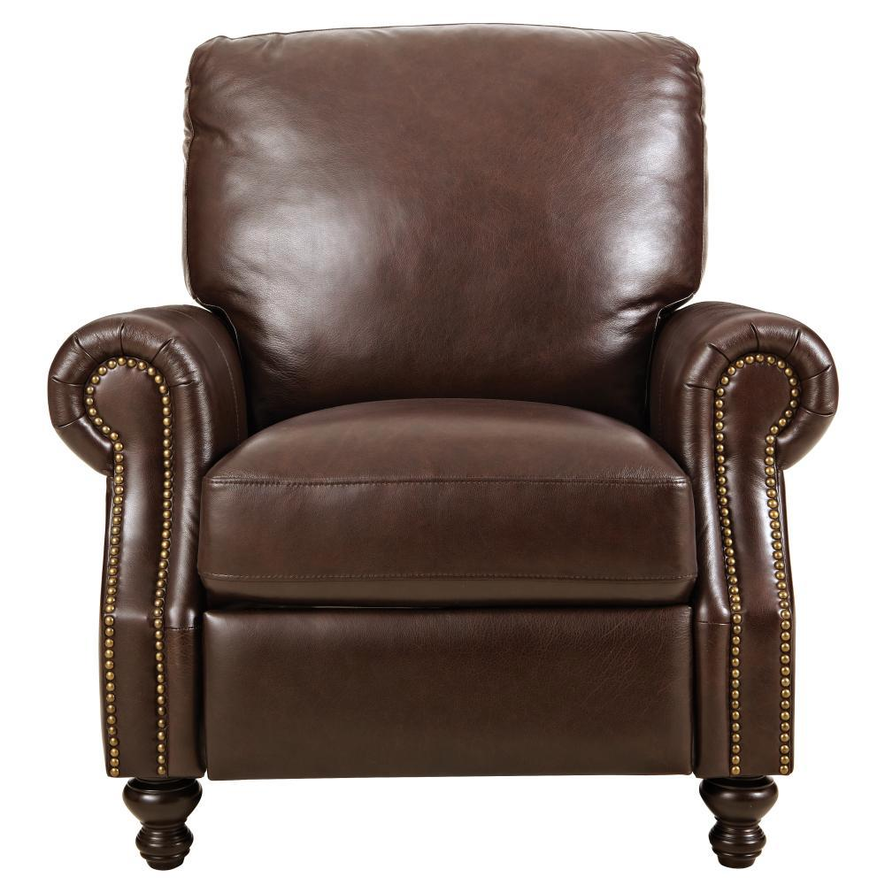leather lounge loxley itm gaming chair reclining home armchair recliner sofa