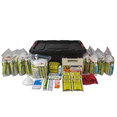 10-Person Emergency Kit in a Tote