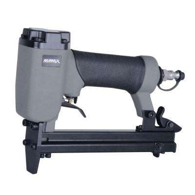 Pneumatic 22-Gauge 3/8 in. Crown Upholstery Stapler