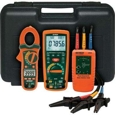 Motor and Drive Troubleshooting Kit