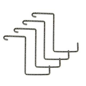 HyLoft Add On Storage Hooks (4-Pack)-00682 - The Home Depot
