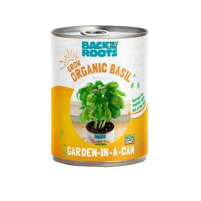 Garden in a Can Basil