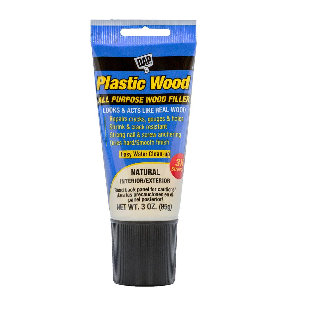 Plastic Wood 3 oz. Natural Latex Woodfiller