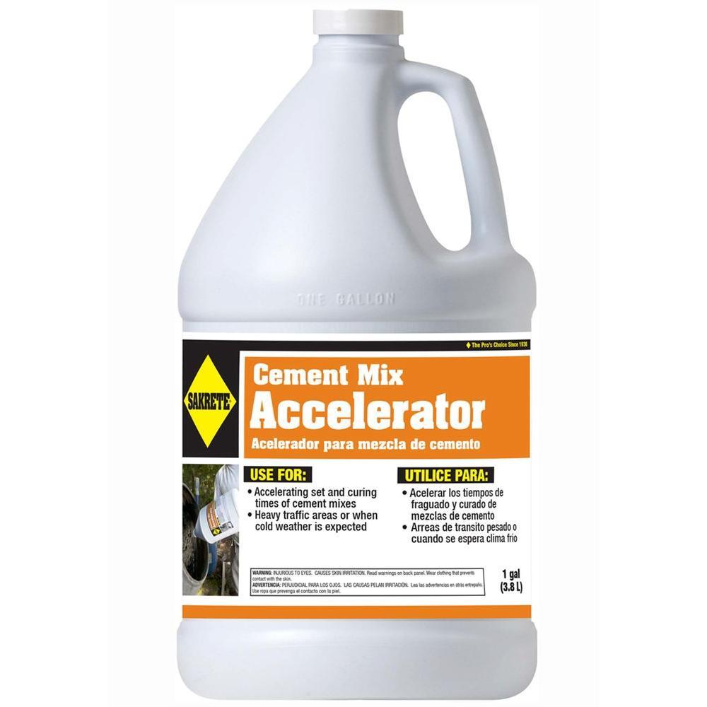 1 Gal. Cement Mix Accelerator