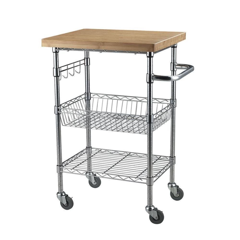 Bon W Utility Cart