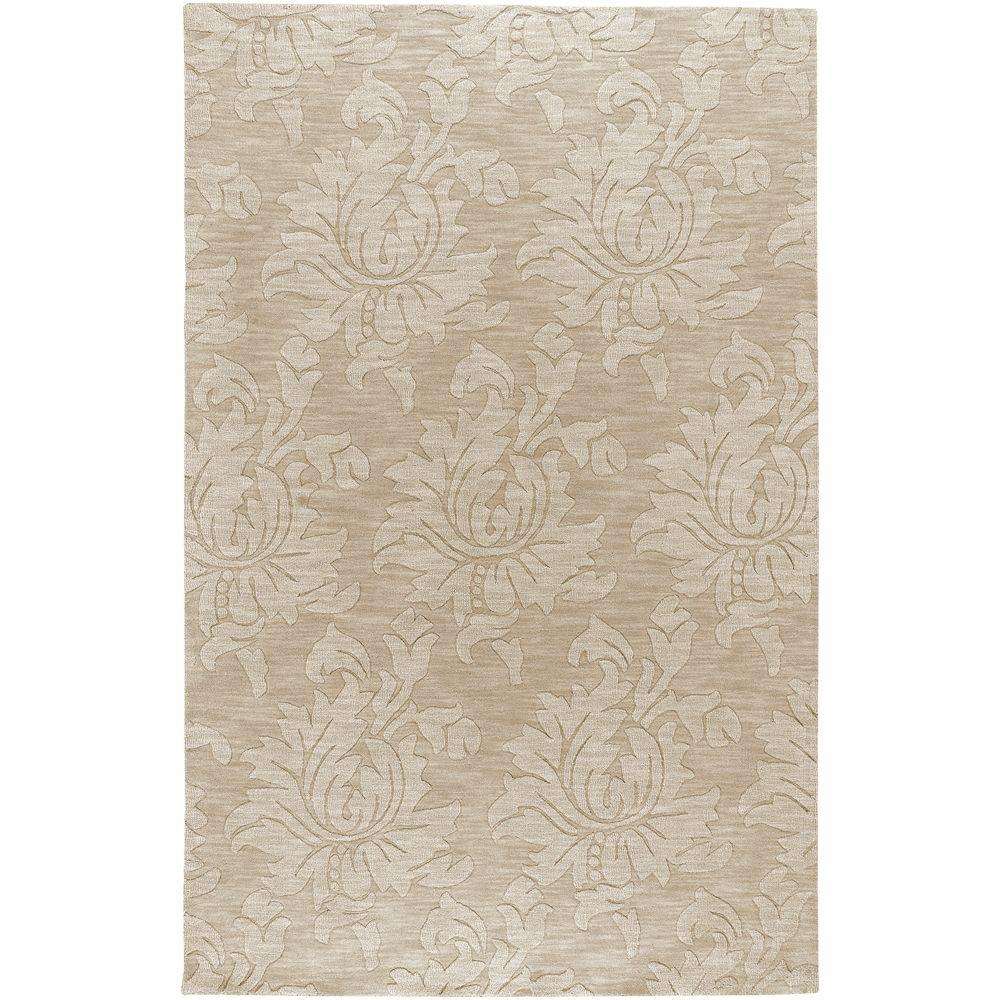 Beth Ivory 2 ft. x 3 ft. Accent Rug