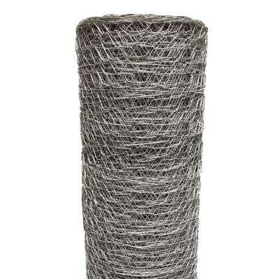 1 in. x 1 ft. x 50 ft. Poultry Netting