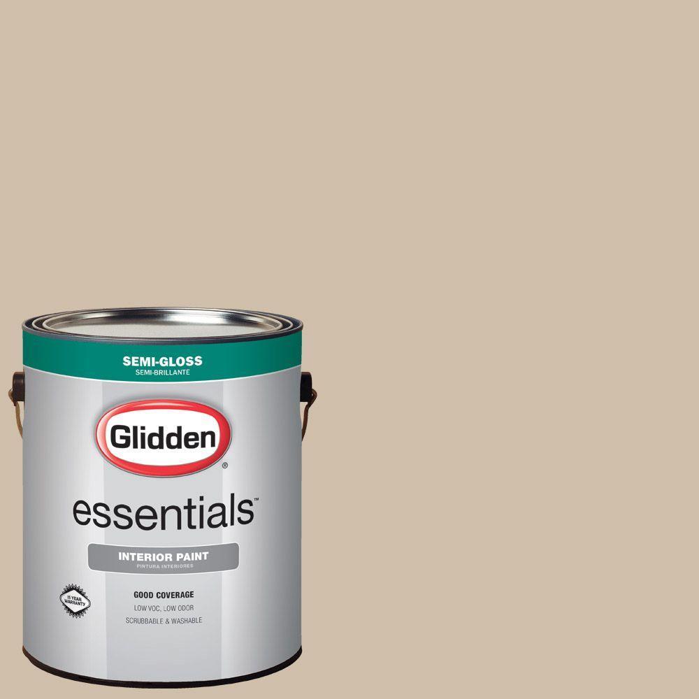 Hdgwn07 Sahara Desert Sand Semi Gloss Interior Paint