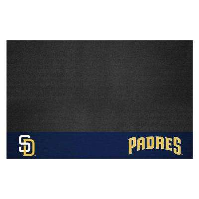 San Diego Padres 26 in. x 42 in. Grill Mat
