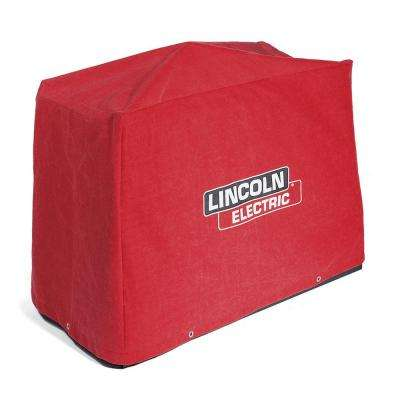 Large Canvas Welder Cover