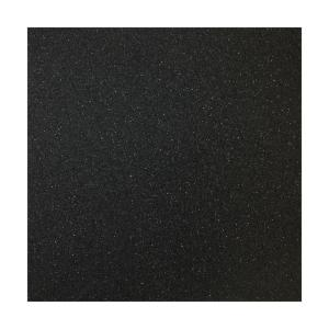 TrafficMASTER Ft X Ft Black Rubber Flooring Sq Ft - How to clean black rubber gym flooring