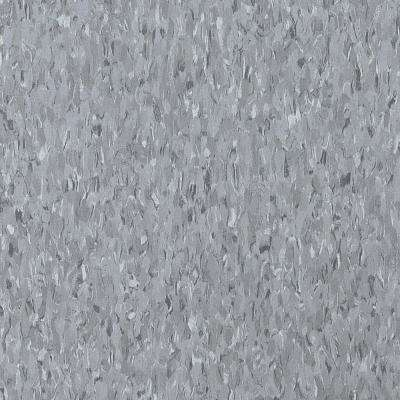 Imperial Texture VCT 12 in. x 12 in. Blue/Gray Standard Excelon Commercial Vinyl Tile (45 sq. ft. / case)
