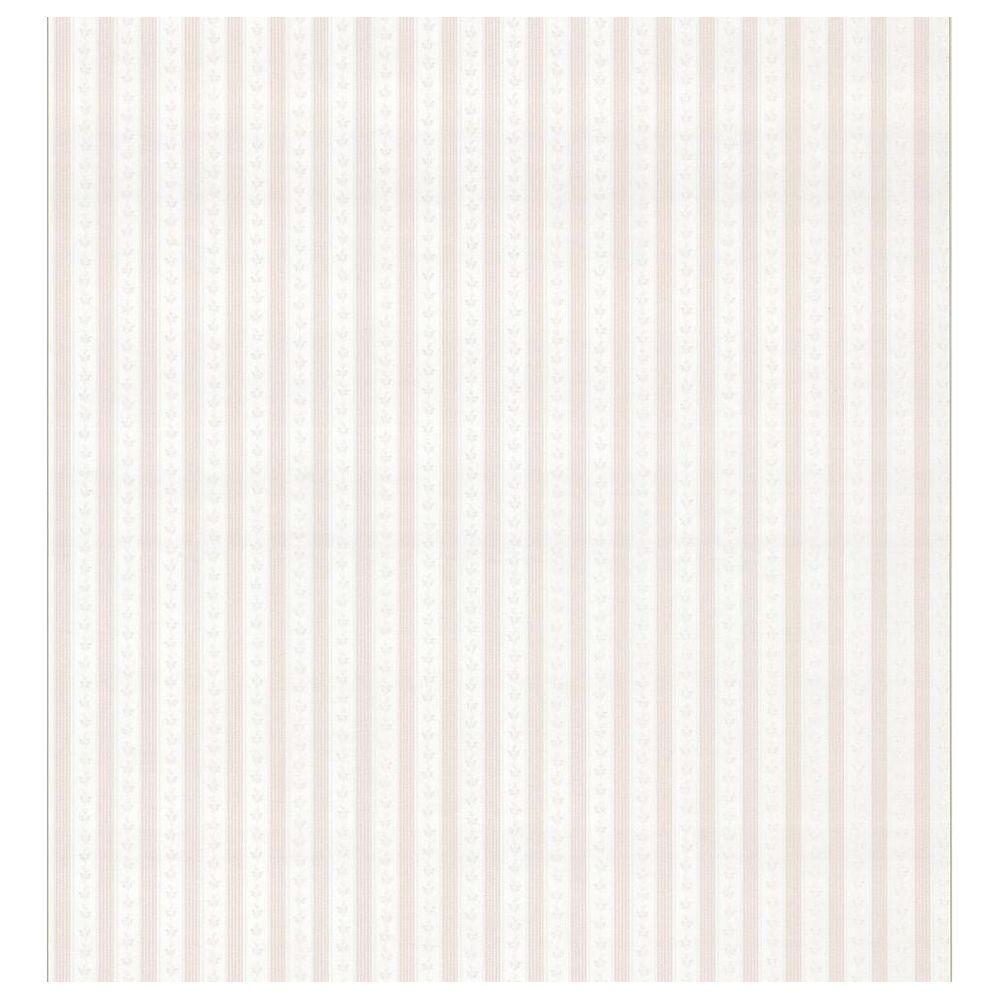 Ribbon Stripe Wallpaper