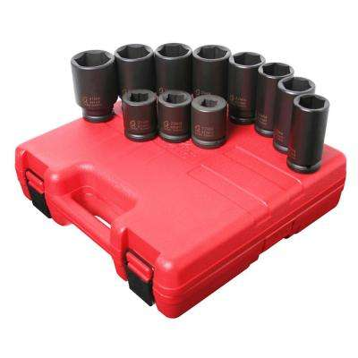 3/4 in. Drive Socket Set (11-Piece)