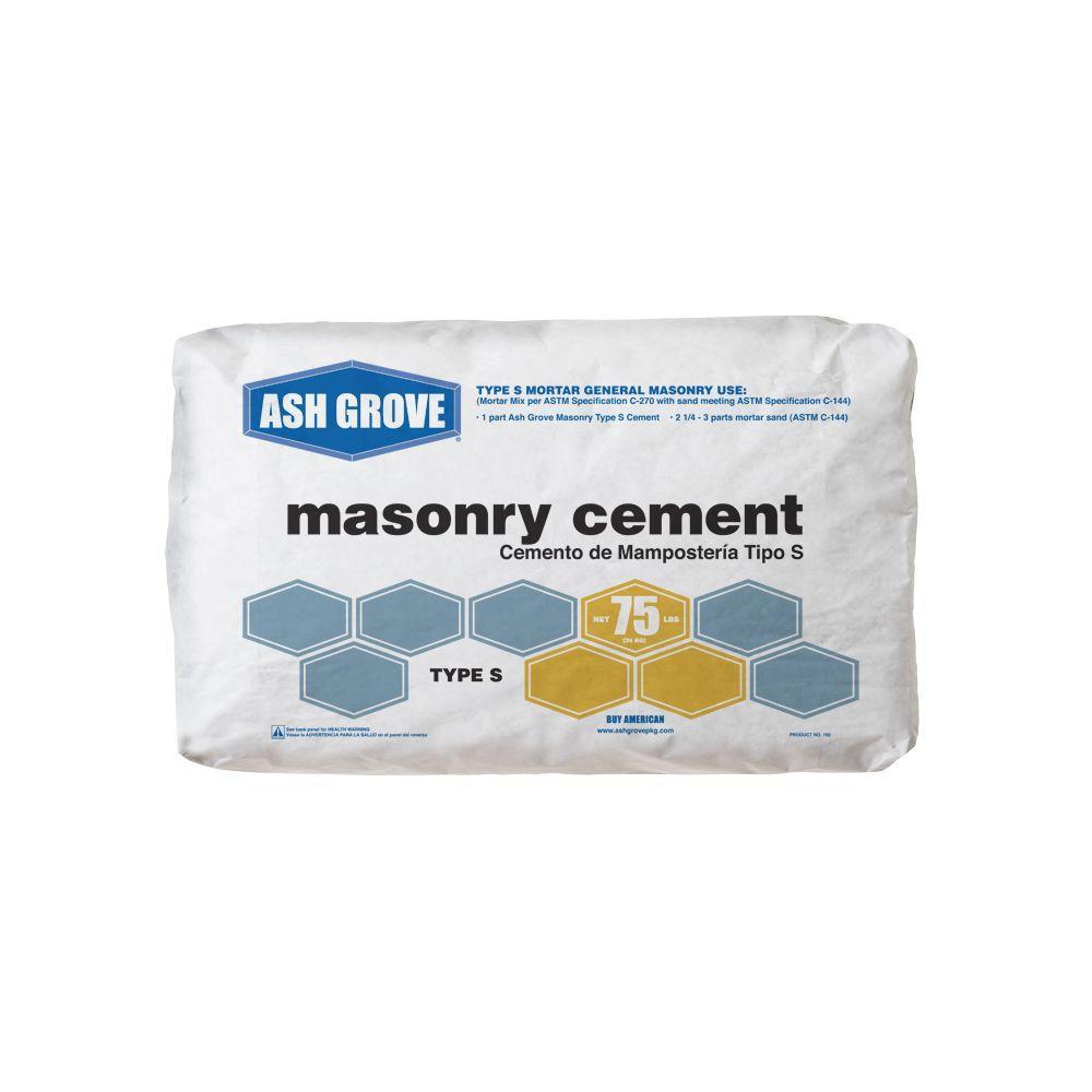75 lb. Cement Masonry S AG
