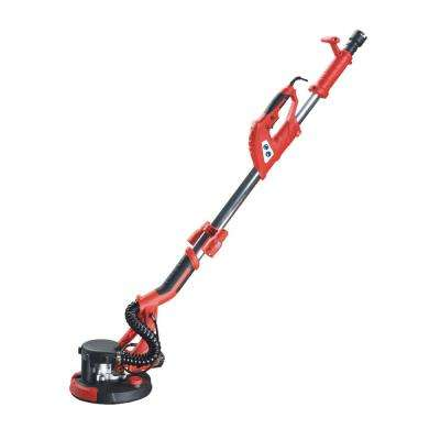 750-Watts Telescopic Handle Adjustable Speed ETL Drywall Sander Paint Remover with Vacuum and LED Light