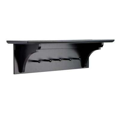 Solutions Silhouette Wall Mounted Coat Rack