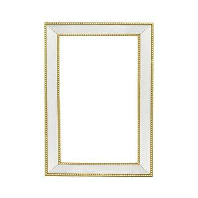 Clearview Gold Framed Wall Mirror
