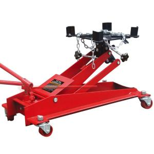 Click here to buy Big Red 1,000 lb. Roll-Under Transmission Jack by Big Red.