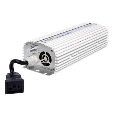 600-Watt HPS and MH Dimmable Digital Grow 1-Bulb Light Lamp Ballast