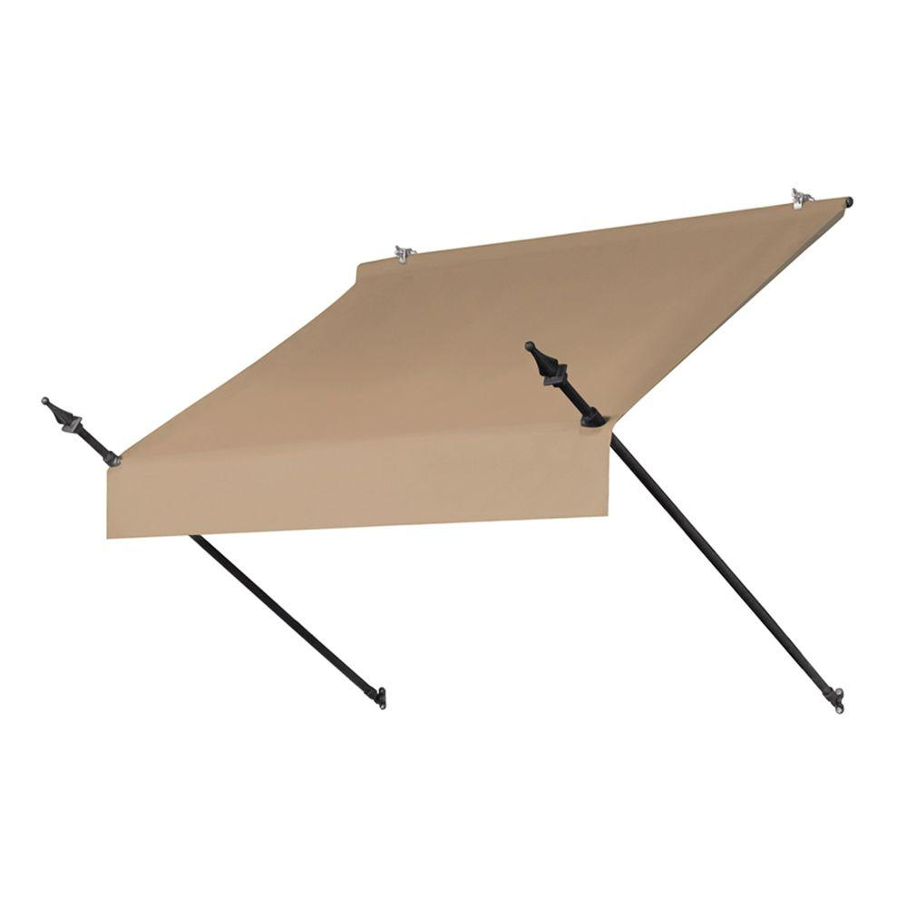Awnings In A Box 4 Ft Designer Manually Retractable