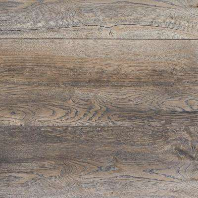 Winterton Oak 12 mm Thick x 7-7/16 in. Wide x 50-5/8 in. Length Laminate Flooring (18.2 sq. ft. / case)