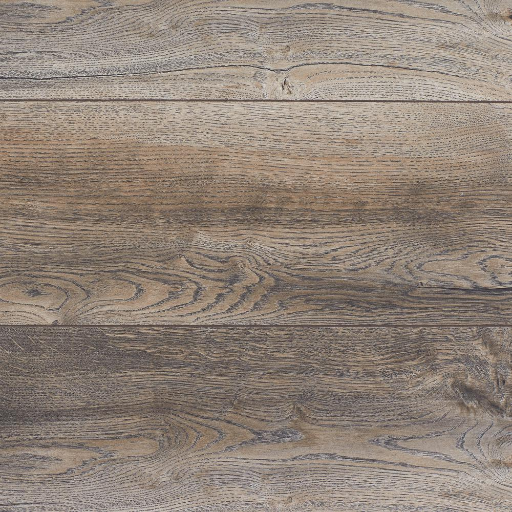 Home Decorators Collection Winterton Oak 12 mm Thick x 7-7/16 in. Wide x 50-5/8 in. Length Laminate Flooring (18.2 sq. ft. / case)