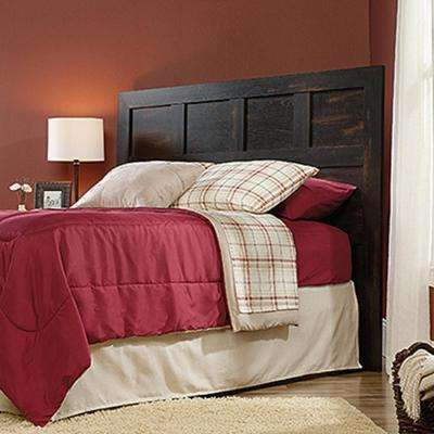 Dakota Pass Char Pine Full/Queen Headboard