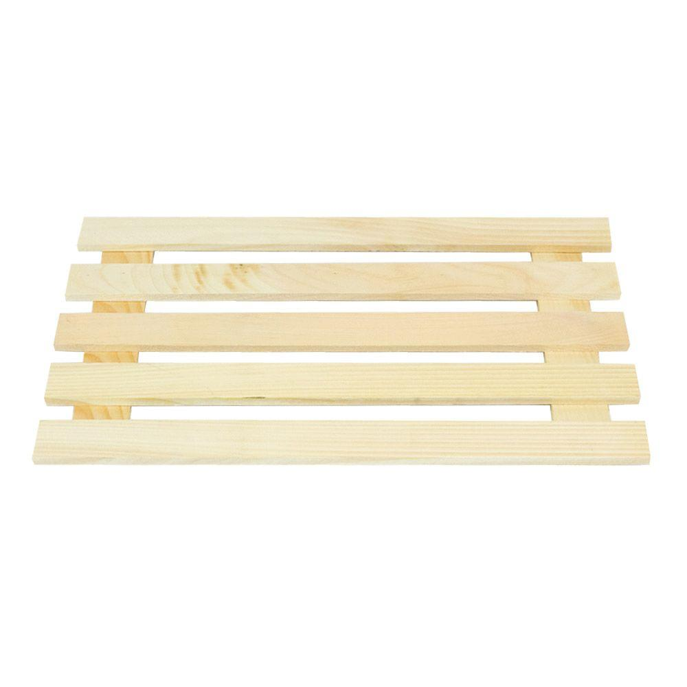 Crates & Pallet 18 in. x 12.5 in. x 0.75 in. Large Crate Lid-67397 ...