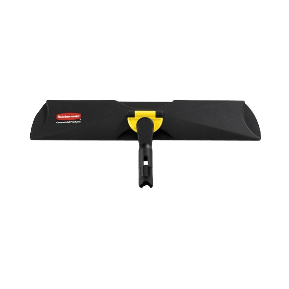 Rubbermaid Commercial Products 18 in. Standard Quick-Connect Wet/Dry ...
