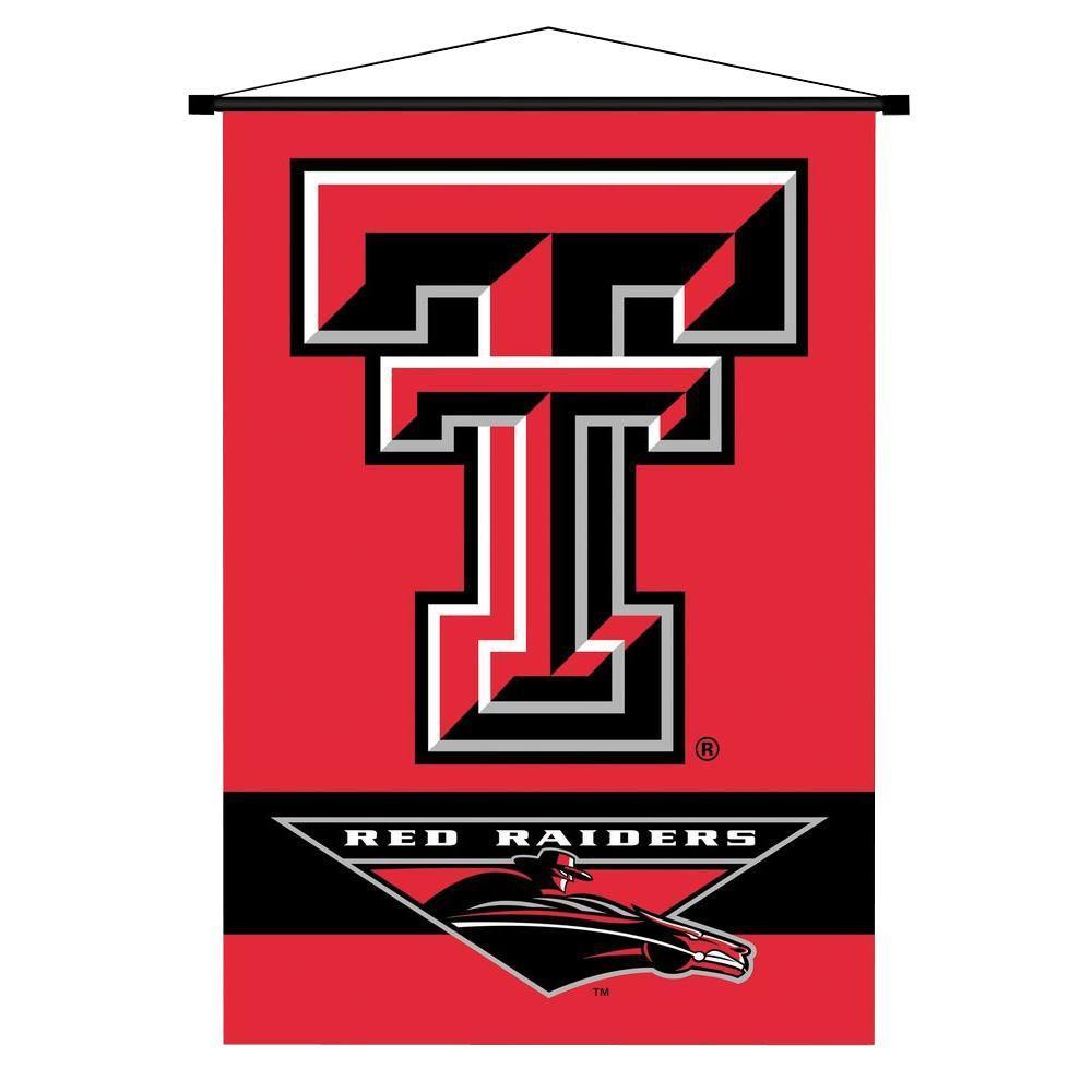 Bsi Products Ncaa Texas Tech Raiders Indoor 3 Ft 3 In X 2 Ft 3 In