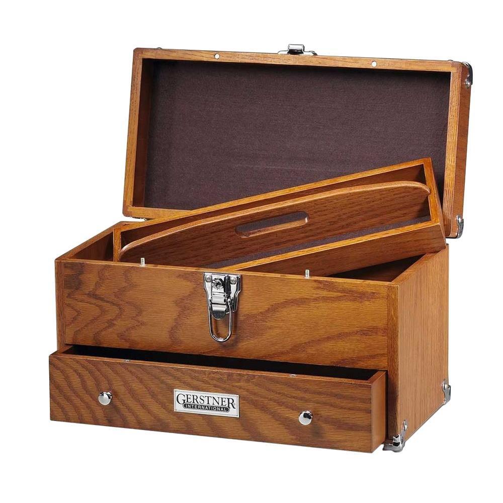 Gerstner International Small Red Oak Tote Case