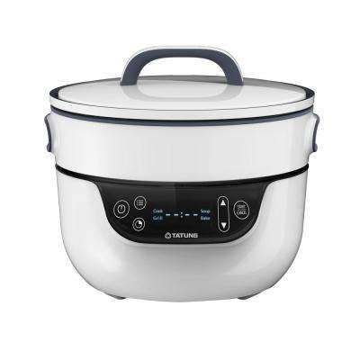 Fusion Cooker and Waterless Pot