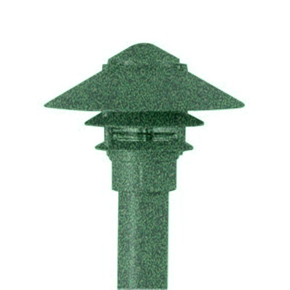 Filament Design Centennial Outdoor LED Antique Verde Area Light