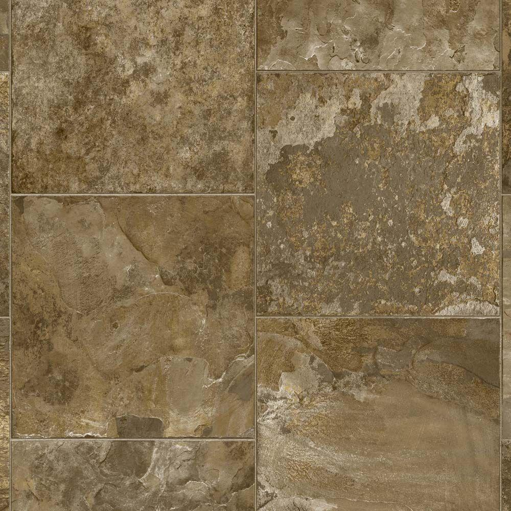Armstrong 12 ft wide river park staggered slate brown multi vinyl wide river park staggered slate brown multi vinyl sheet dailygadgetfo Images