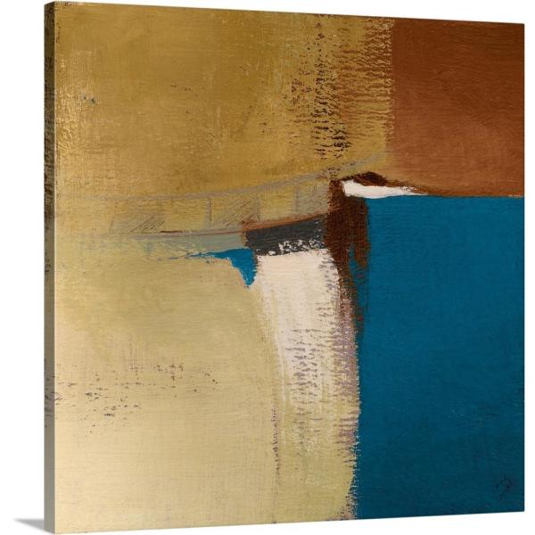 GreatBigCanvas ''Discovery Square II'' by Lanie Loreth Canvas Wall Art