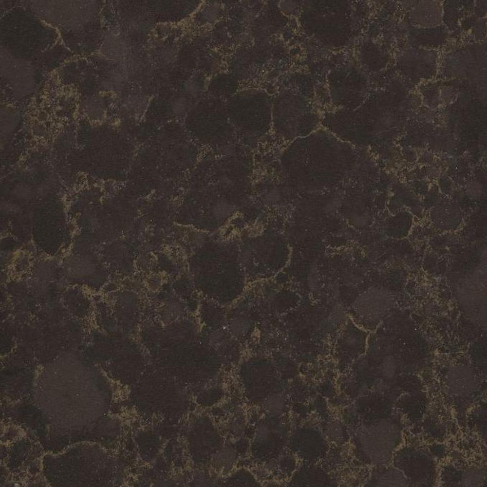 3 in. x 3 in. Quartz Countertop Sample in Antique Limestone