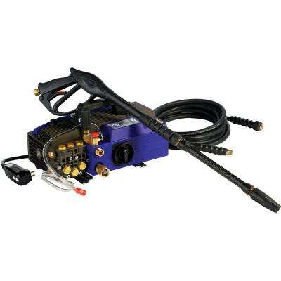 1900-PSI 2.1-GPM Electric Pressure Washer with Motor Thermal Protector