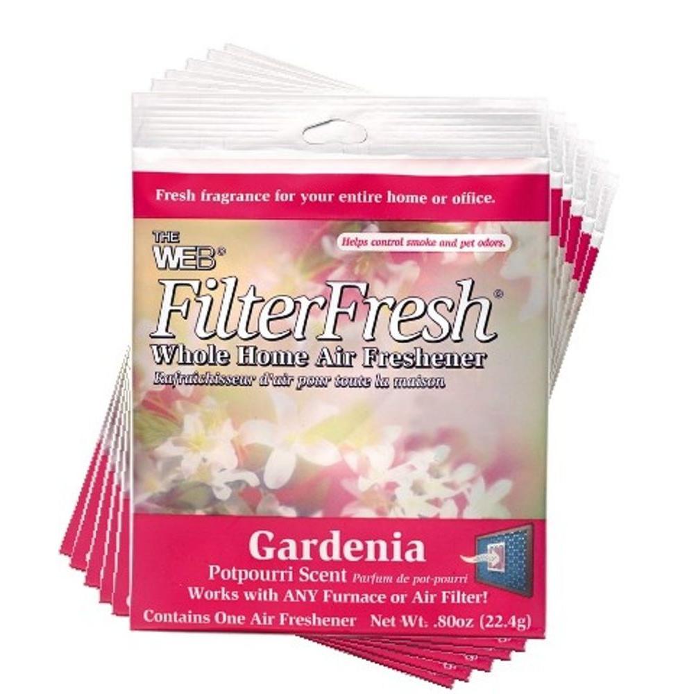 Amazing Filter Fresh Gardenia Whole Home Air Fresheners (6 Pack) WGARD6   The Home  Depot
