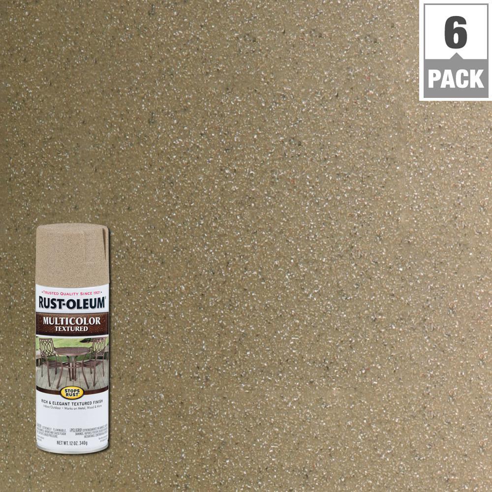 Rust Oleum Stops Rust 12 oz Desert Bisque Protective Enamel Multi