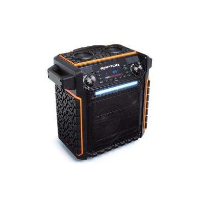 Raptor Wireless Water-Resistant Speaker with Rugged Truck Styling