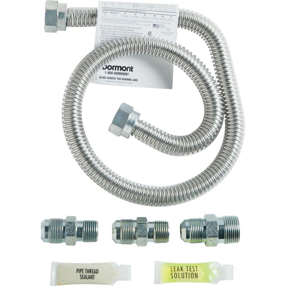 GE 3 ft. Gas Range Install Kit
