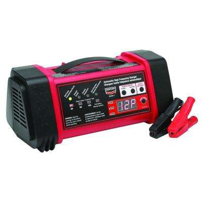 12 and 24-Volt High Frequency Battery Charger