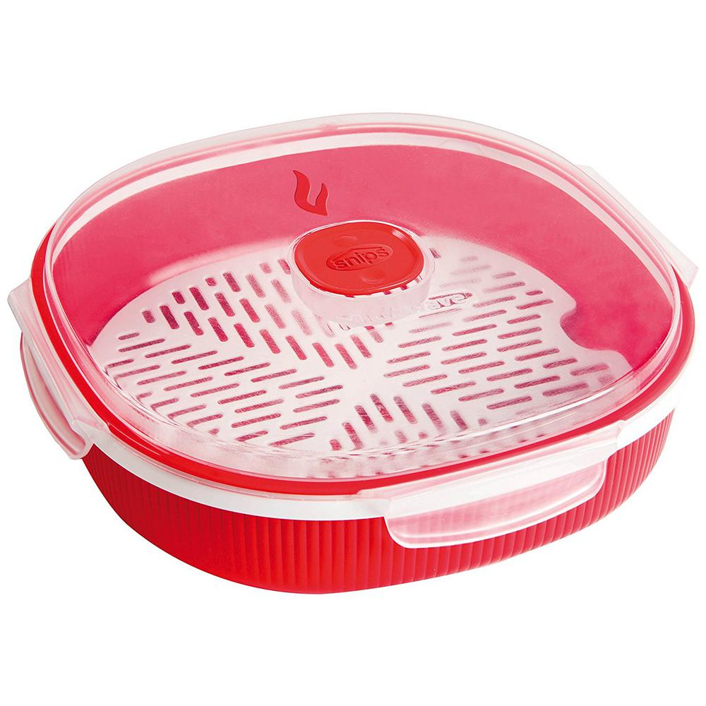 2 l Microwave Dish Steamer