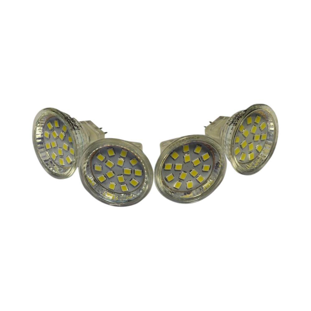 ZLINE Kitchen and Bath ZLINE 3-Watt LED Lights (Set of 4)-LED4 - The ...