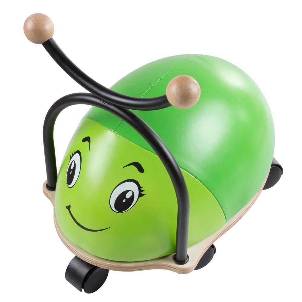 Green Roller Rider Bug