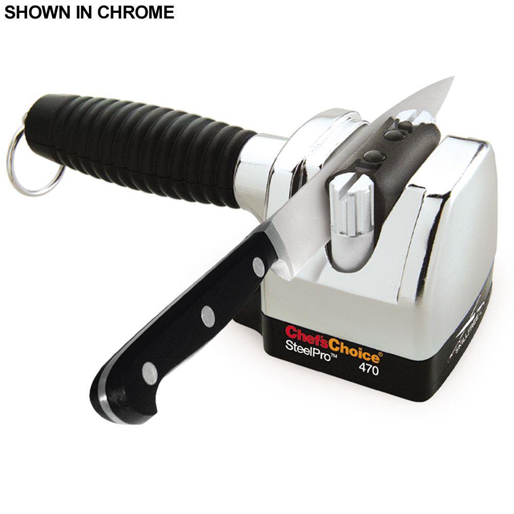 SteelPro Knife Sharpener