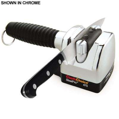 SteelPro Knife Sharpener