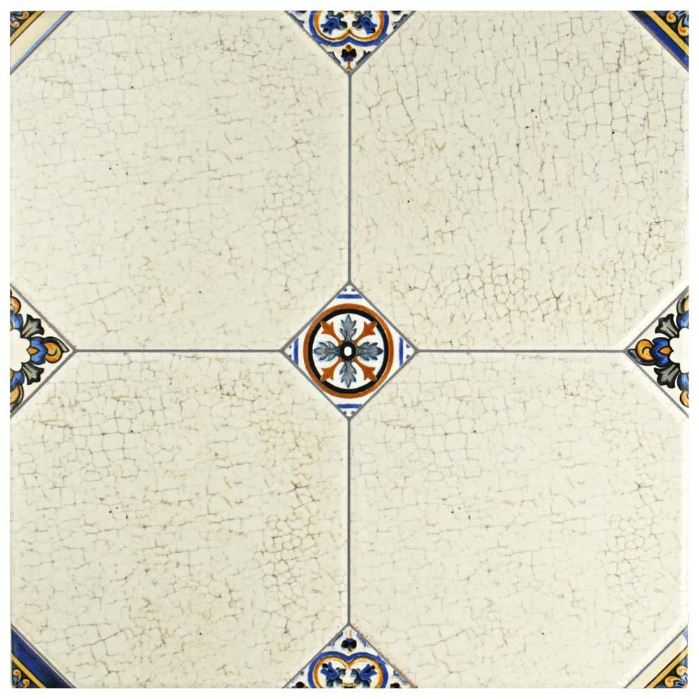 13x13 ceramic tile tile the home depot manises jet blanco 13 18 in x 13 18 dailygadgetfo Images