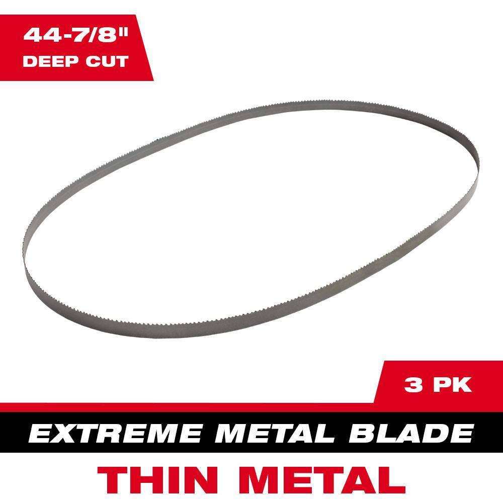 Width: 3 // 4th Inch, TPI: 14 EPS Wood cutting Narrow Bandsaw blade 2490mm